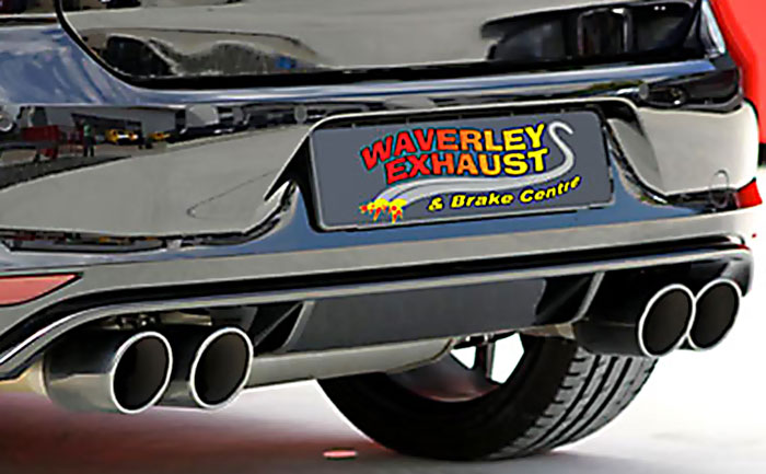Exhausts | Waverley Exhaust & Brakes